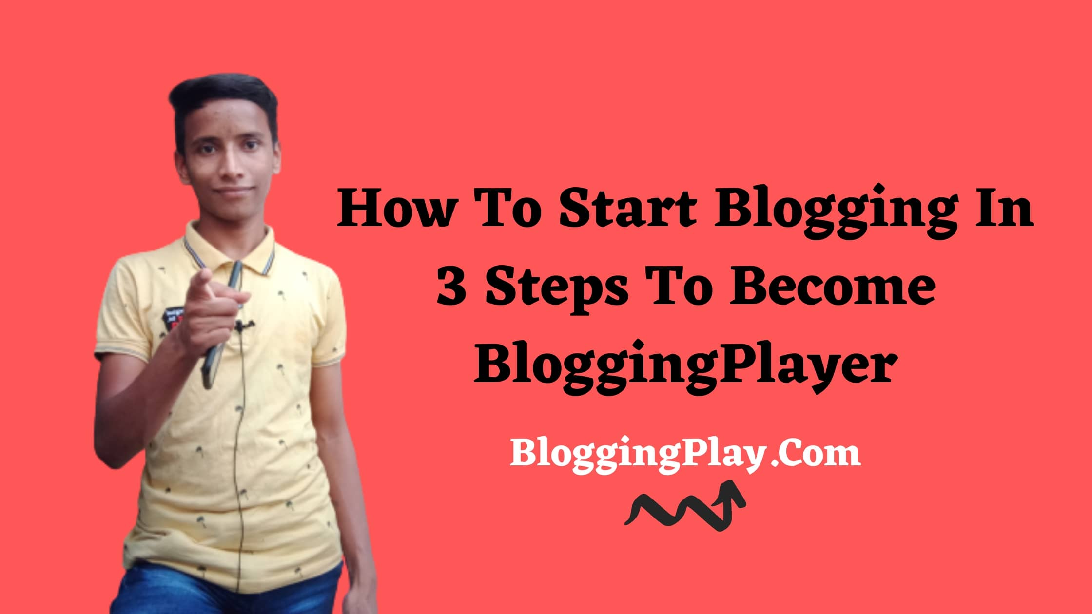 How to start blogging in 3 steps
