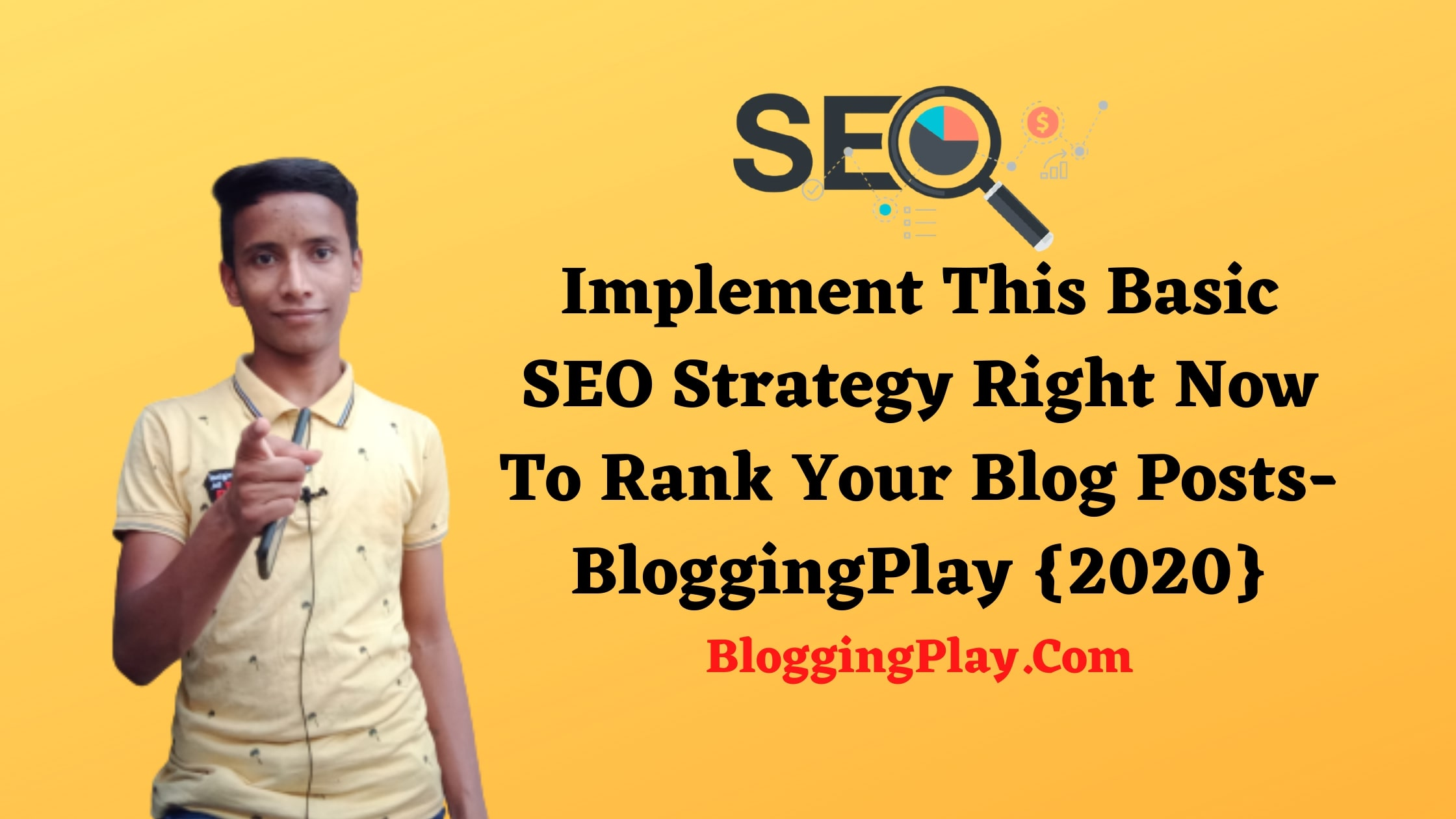 Basic SEO Strategy