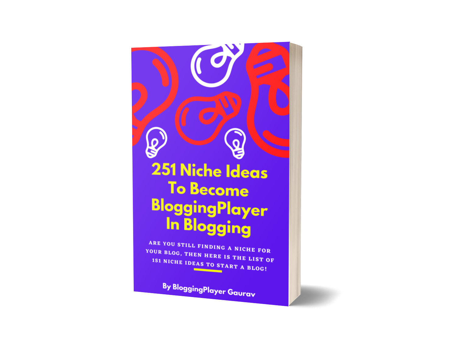 251 Plus Niche Ideas To Become Better BloggingPlayer in Blogging