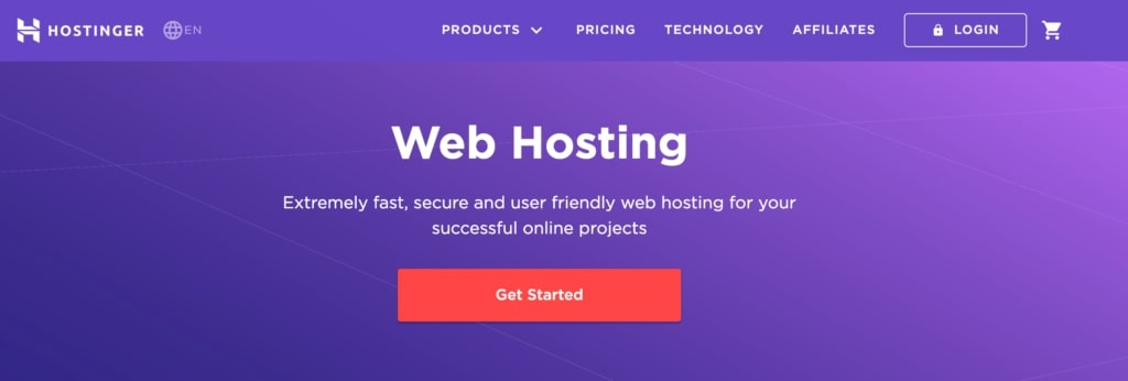 Hostinger Hosting Great Offer
